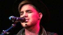 HD Adam Lambert Full Performance AT&T Live Proud Finale Highline Ballroom, NY