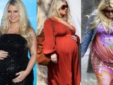 Weight loss programs were succesful for Jessica Simpson, sexy weight gain, healthy weight loss