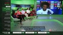 Após classificação para a final da Liga dos Campeões, Marcelo falou com o Esporte Interativo
