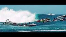 Point Break Featurette - Tahitian Surf (2015) - Luke Bracey, Tobias Santelmann Action HD