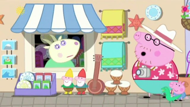 Peppa Pig Shopping Episode