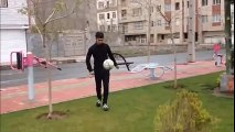 young football talents 2016 .Amirhosein Mofarahian .17 years old        استعدادهای فوتبال ایران