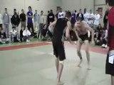 Grappling Unlimited Championship 1: Mathieu Nicourt (Free Fight Academy) VS Matthieu Husson (FST)