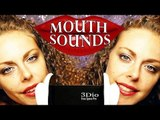 Wet ASMR Mouth Sounds – 3Dio Ear to Ear Binaural Whisper, Lip Smacking & Sk Sk Sk