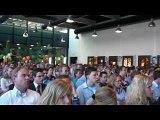 Willem den Boer - Psalm 25 (samenzang) [live-opname debatavond Guido de Brès] | Rotterdam