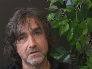"""Jean-Louis Murat parle de """"Caillou"""" sur TSR Info (2006)"""