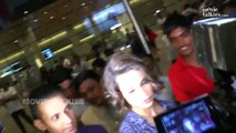 Kangana Ranaut Ignores Media When Asked About Hrithik Roshan Controversy