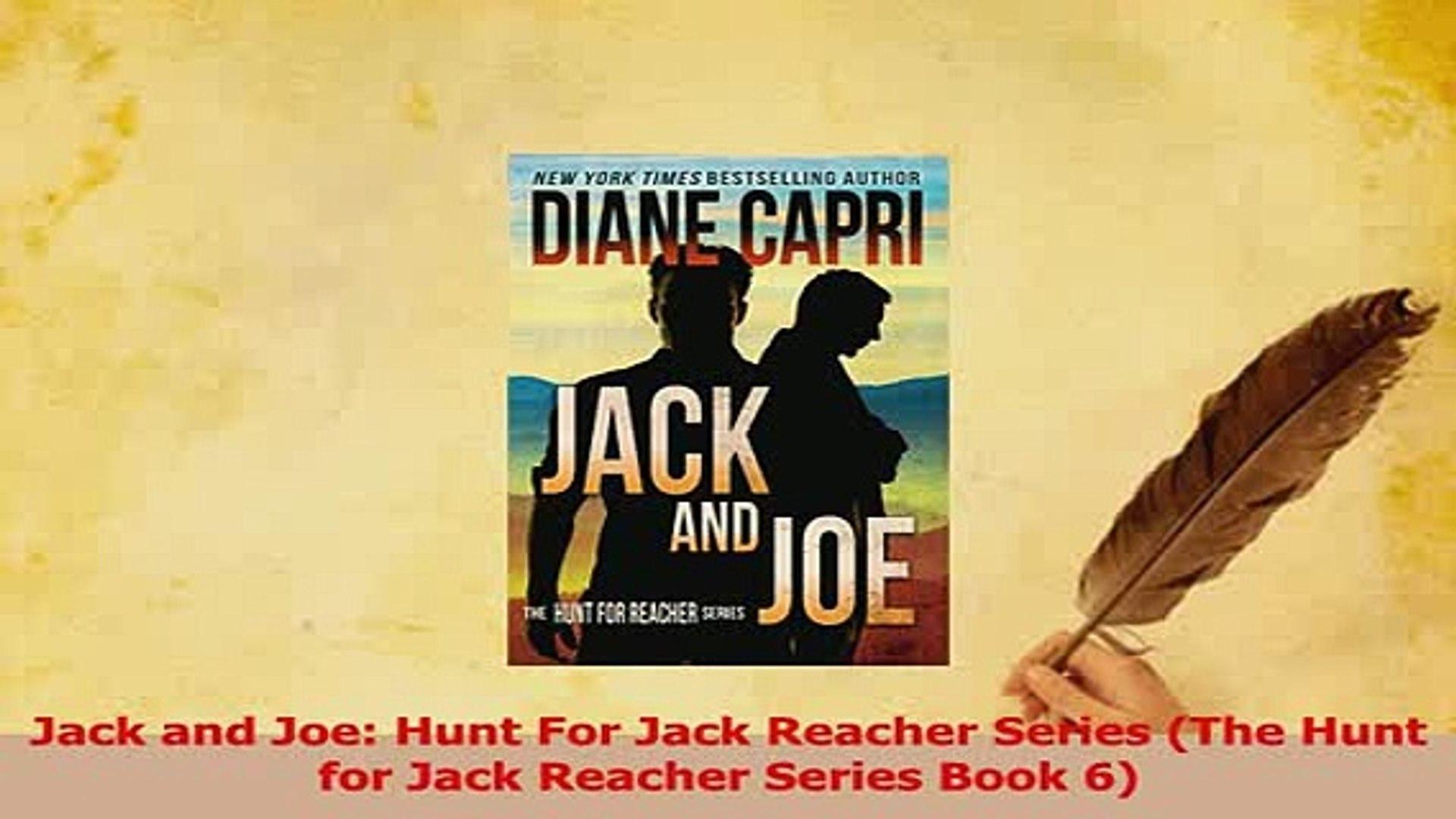 Download  Jack and Joe Hunt For Jack Reacher Series The Hunt for Jack Reacher Series Book 6 PDF Free