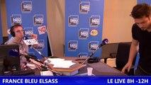 Live France Bleu Elsass du 5 mai 2016