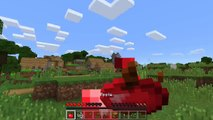 Minecraft Windows 10 BETA Version Gameplay