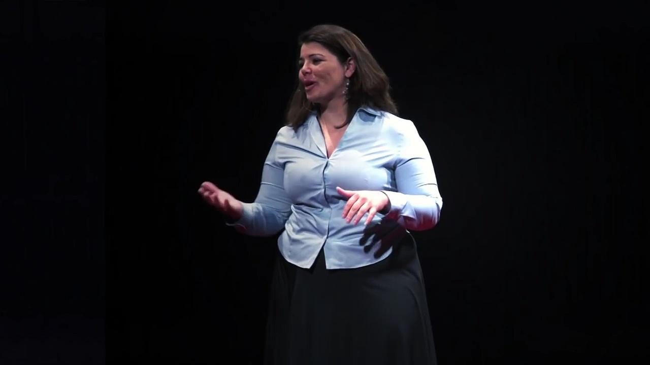 Don't find a job, find a mission   Celeste Headlee   TEDxAugusta