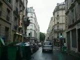 Paris 10eme rue René Boulanger et rue de Lancry
