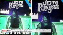 Udta Punjab's New Poster Is Out – With Shahid's FUDDU Hairdo