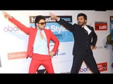 Ranveer Singh & Anil Kapoor's Funny DANCE At HT Cafe Most Stylish Awards 2016 RED CARPET