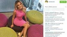 Diletta Leotta foto sexy Instagram, la conduttrice fa impazzire i calciatori del Lanciano