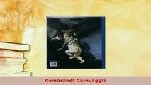 Download  Rembrandt Caravaggio Read Online