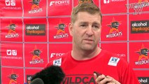 Perth Wildcats - Trevor Gleeson press conference - 27 November 2014