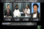 Watch the video clip of live show in which Fayaz ul hasan Chohan