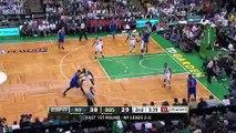 Carmelos Buries Tough Shot   New York Knicks Vs Boston Celtics   April 26, 2013   NBA Playoffs 2013