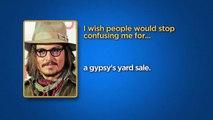 Celebrity Survey - Johnny Depp, Jay Z Edition - CONAN on TBS