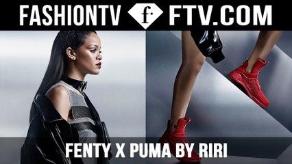 Rihanna Launches New Fenty x Puma   FTV.com