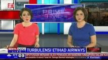 Turbulensi, 31 Penumpang Etihad Airways Abu Dhabi-Jakarta Terluka