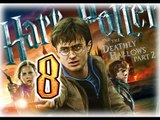 Harry Potter and the Deathly Hallows Part 2 Walkthrough Part 8 (PS3, X360, Wii, PC) Surrender