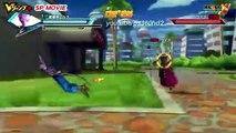 Dragon Ball  Xenoverse   SSJG Goku vs Beerus vs Whis, SSJ4 Goku,vs Super 17 Gameplay