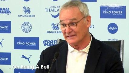 Ranieri's best bits from an unbelievable season