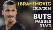 Ligue 1 : la saison folle de Zlatan Ibrahimovic en chiffres