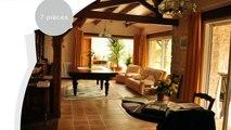 A vendre - Maison - Gemozac (17260) - 7 pièces - 214m²