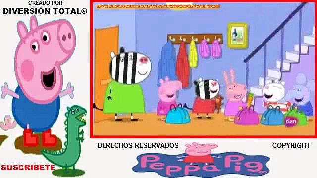 Peppa Pig Español Un dia de niebla Peppa Pig Capitulos Completos Peppa pig Episodios