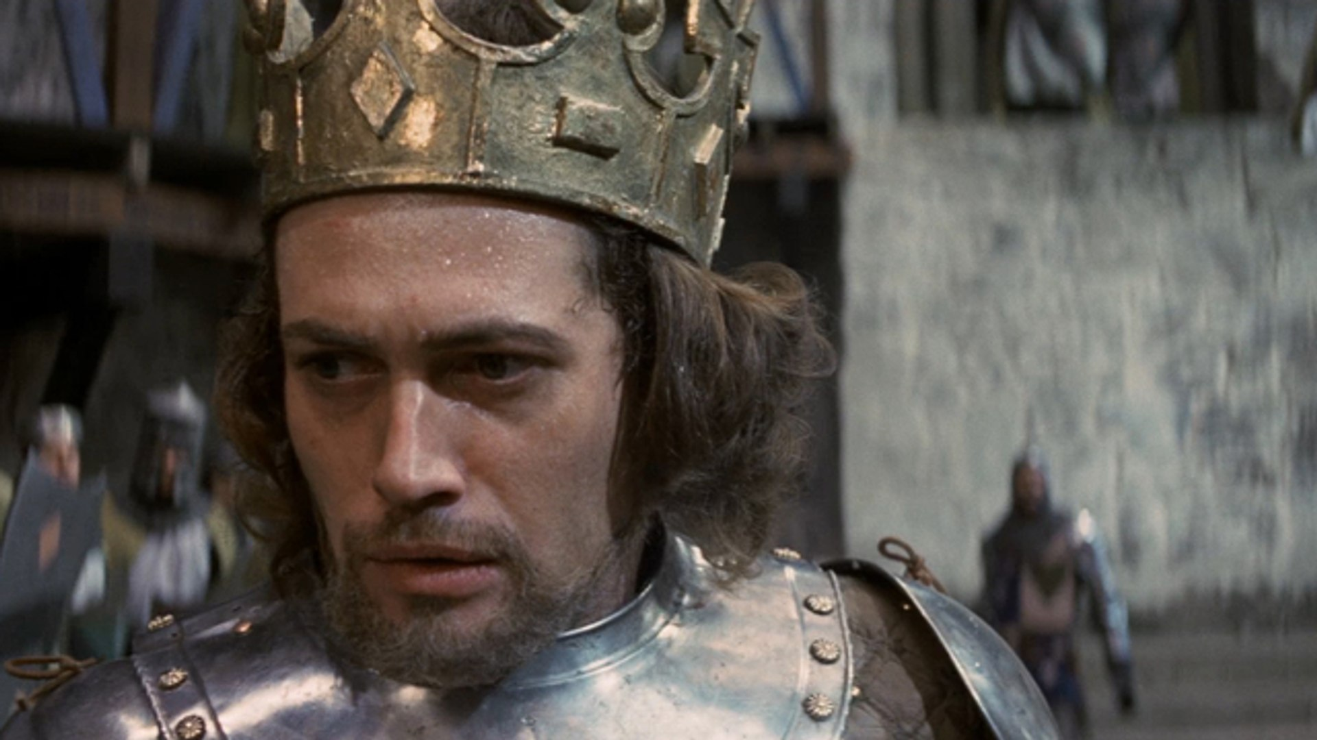 Roman Polanski's Macbeth: a clip from the gory 1971 Shakespeare adaptation – video