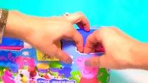 New Play Doh Peppa Pig Picnic basket, Juego de modelar de plastilina Porca Peppa