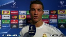 Cristiano Ronaldo 'Post-Match Interview - Real Madrid vs Manchester City
