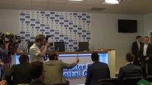 Leicester - L'arrivée en fanfare du champion Ranieri