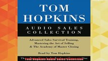 new book  Tom Hopkins Audio Sales Collection