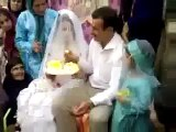groom hit her bride during marriage ceremony