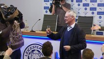 Ranieri asks Leicester players to stay 'one year more'