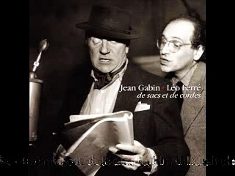 Jean Gabin L'Esprit de famille et Ah ! La rue 1951 - Vidéo Dailymotion