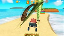 ✔ Car Cartoons. Game play for children. Extreme Cars Racing. Krazy Kart 3D. Tr