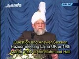 Unity Of Muslims and The Promised Messiah. Accept True ISLAM. Accept AHMADIYYAT