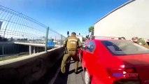 Des policiers tuent le conducteur d'un véhicule à la suite d'une course poursuite
