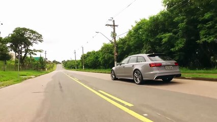 Audi RS 6 Avant - Teste Webmotors
