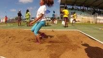 championnat académie Guyane UNSS athlétisme 2016