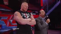 WWE - WWE Wrestling - Brock lesnar vs Triple H Hell in a cell , Hardest wwe wrestling match ever!