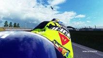 Valentino Rossi: The Game - Modalità Carriera - Rossi Experience [ITA]