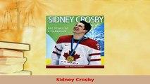 Download  Sidney Crosby  EBook