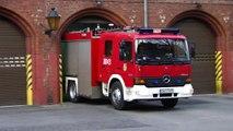 Alarmowo zastęp GBA 2,5/20 302[D]21 Mercedes Benz Atego 1325F - JRG PSP nr 2 Wrocław