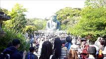 Living in Tokyo #33 - Giant Buddah and Temple (Kamakura round 2)
